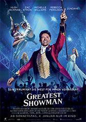 "Filmplakat ""Greatest Showman"""