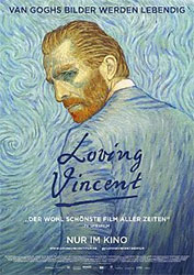 "Filmplakat ""Loving Vincent"""