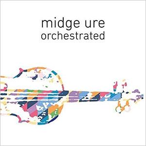 CD Cover Midge Ure