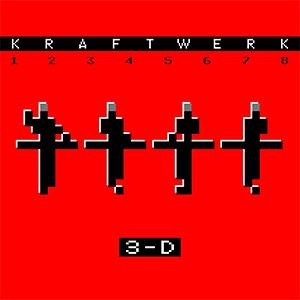 CD Cover Kraftwerk