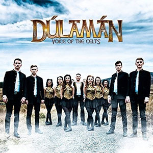 CD Cover Dúlamán
