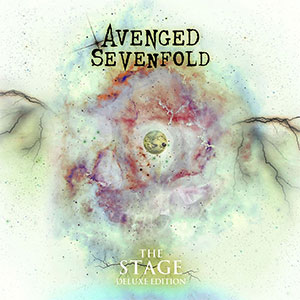 CD Cover Avenged Sevenfold