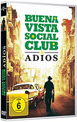 "Cover ""Buena Vista Social Club: Adios"""