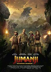 Filmplakat Jumanji 2017