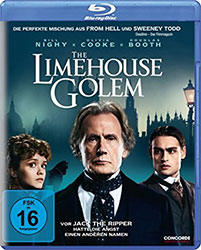 "Cover ""The Limehouse Golem"""