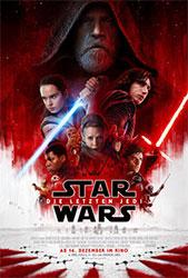 """Filmplakat """"Star Wars: Die letzten Jedi"""""""