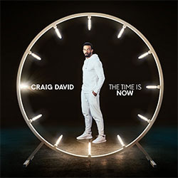 "Craig David ""The Time Is Now"""