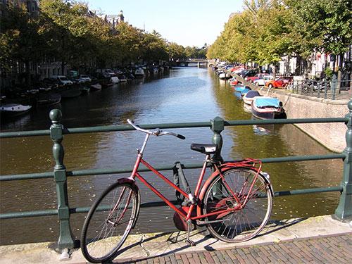 Amsterdam Grachten (© Tobias Matkowitz)
