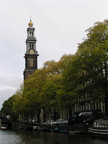 Amsterdam Westerkerk (© Tobias Matkowitz)