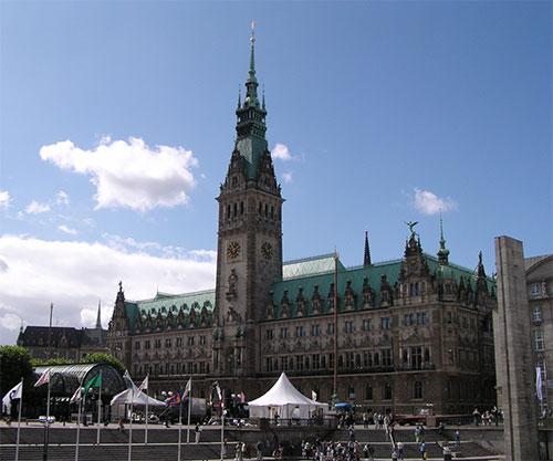 Rathaus Hamburg (© Tobias Matkowitz)