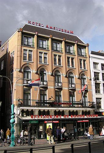 Hotel Amsterdam (© Tobias Matkowitz)