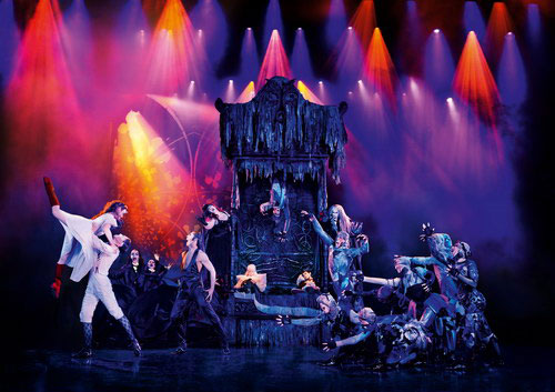 Tanz der Vampire - Das Musical (© Stage Entertainment)