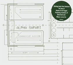 Alpha Safari CD