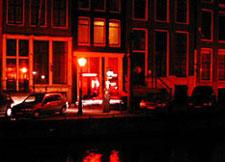 Amsterdam Rotlichtviertel
