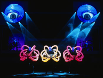 Blue Man Group (© Stage Entertainment)
