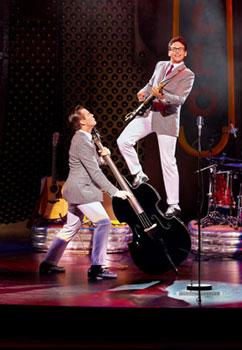 Buddy - Das Musical (© Stage Entertainment)