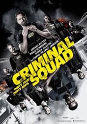 """""""Criminal Squad"""" Filmplakat"""