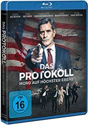 """Cover """"Das Protokoll"""""""