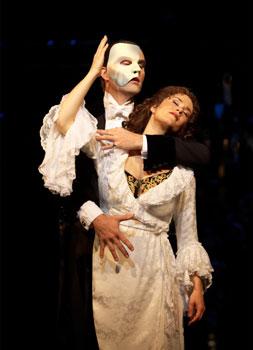 """""""Das Phantom der Oper"""" Musical (© Brinkhoff/Mögenburg)"""
