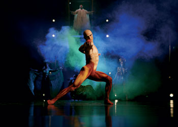 Cirque du Soleil - Dralion (© Cirque du Soleil)