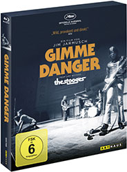 "Cover ""Gimme Danger - The Stooges"""