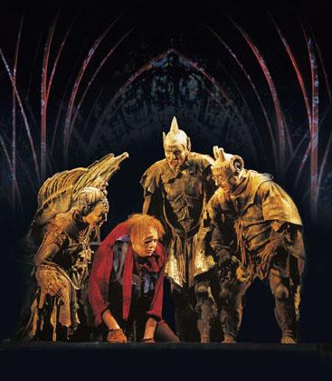 """""""Disney's DER GLÖCKNER VON NOTRE DAME"""" - Das Musical (© Stella AG)"""