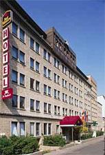 Hamburg Best Western Hotel St. Raphael
