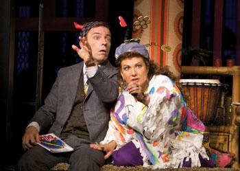 """""""Ich will Spass!"""" - Das Musical (© Stage Entertainment)"""
