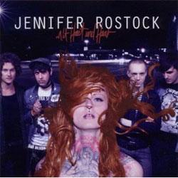"""Jennifer Rostock """"Mit Haut und Haaren"""""""