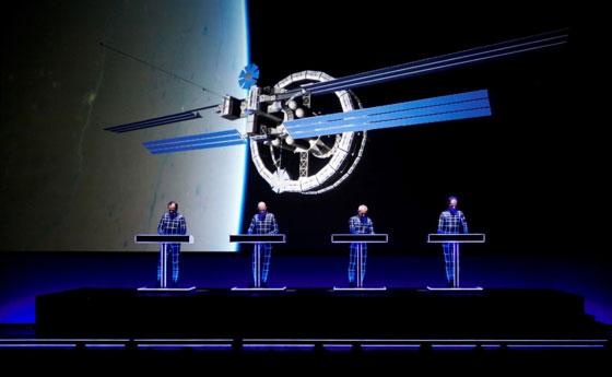 Kraftwerk (Copyright: Peter Boettcher)