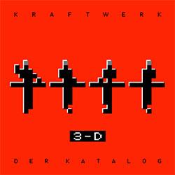 """Kraftwerk """"3-D Der Katalog"""""""