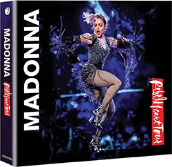 "Cover ""Madonna: Rebel Heart Tour"""