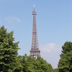 Eiffelturm (© Tobias Matkowitz)