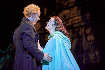 Das Phantom der Oper (© Stage Entertainment)