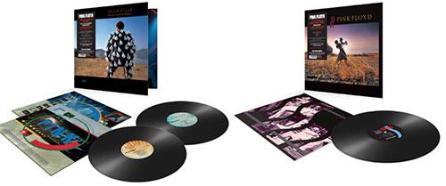 Pink Floyd Vinyl Reissues 2017