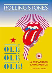 """Cover """"The Rolling Stones: Olé Olé Olé!"""""""