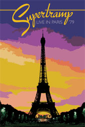 "Supertramp ""Live In Paris"""