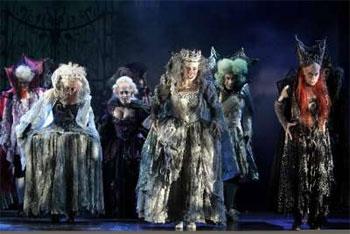 Tanz der Vampire (TdW - © Stage Entertainment GmbH)