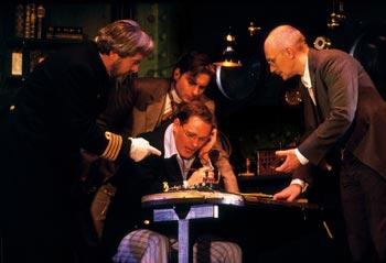 """""""Titanic"""" - Das Musical (© Brinkhoff/Mögenburg)"""