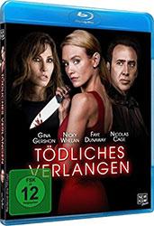 """""""Tödliches Verlangen"""" Cover"""