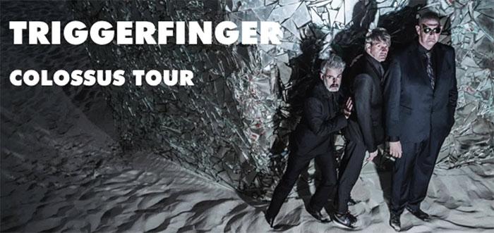 Triggerfinger Tournee 2017