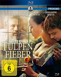 "Cover ""Tulpenfieber"""