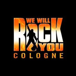 """We Will Rock You"" Musical"