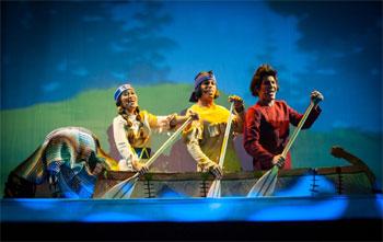 Yakari Musical (Foto: Dietmar Schmitt)