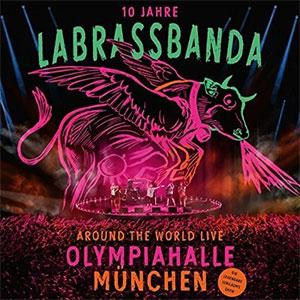 """LaBrassBanda """"Around The World Live"""""""