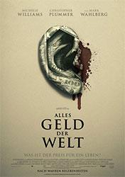 """Alles Geld der Welt"" Filmplakat"