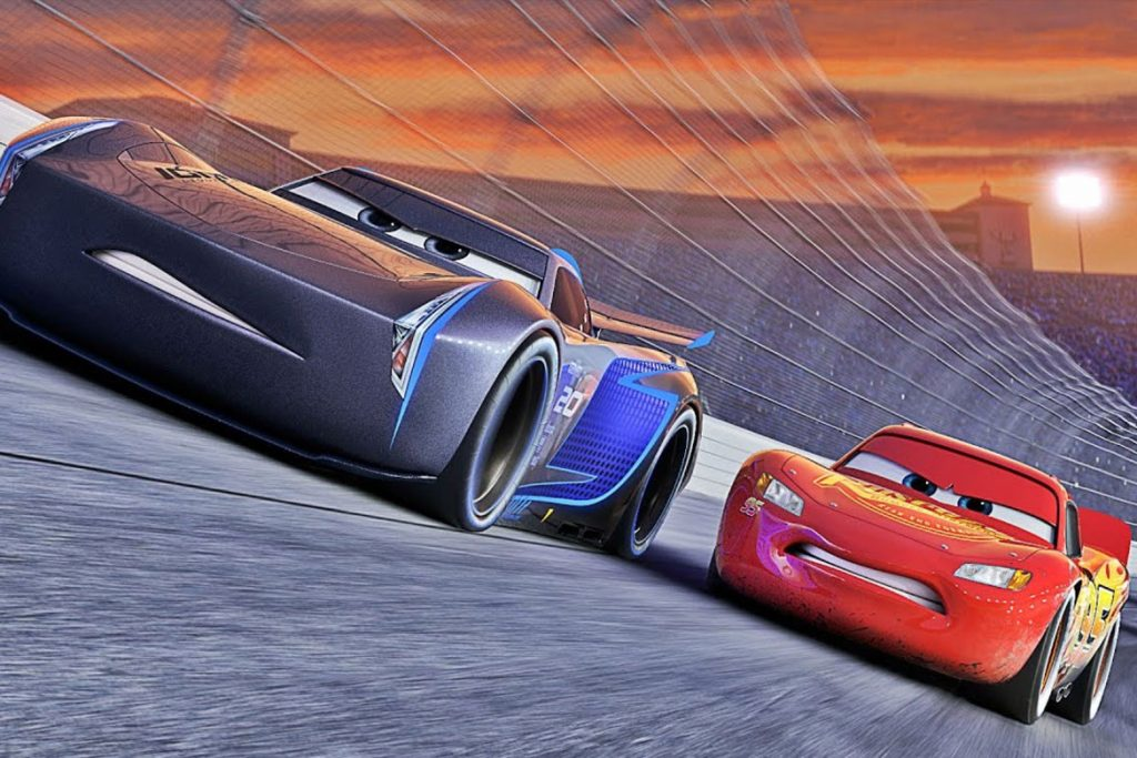 Cars 3: Evolution (© Disney•Pixar 2018)