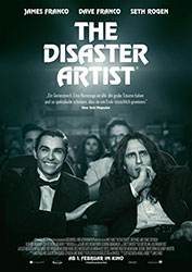 """The Disaster Artist"" Filmplakat"