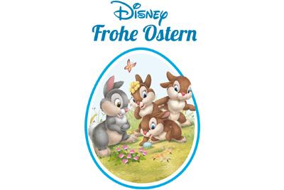 Disney Oster-Aktion (©2018 Disney)