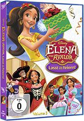 """""""Elena von Avalor: Lasst uns feiern! (Volume 3)"""" (© 2017 Disney)"""